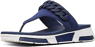 FitFlop HEDA CHAIN TOE-THONGS womens Sandal