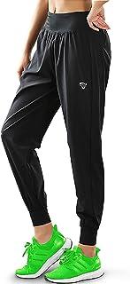 【Monlyu】 ヨガウェア レディース ヨガパンツ ランニング ジム ウェア トレーニング パンツ エクササイズ スポーツウェア 薄い 軽い ( 速乾 美脚 体型カバー )