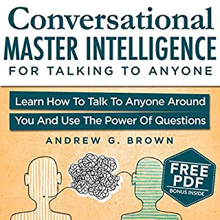Conversational Master Intelligence for Talking to Anyone audiobook cover art