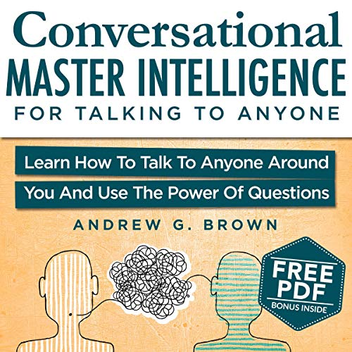 Conversational Master Intelligence for Talking to Anyone cover art