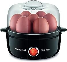 EG-01 - Steam Cook Easy Egg 127V - Mondial, MK Mondial Eletrodomesticos, Steam Cook Easy Egg 6830-01, Preto