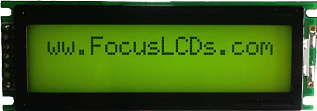 53x20 16x2 Character LCD STN Blue