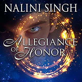 Allegiance of Honor audiobook cover art