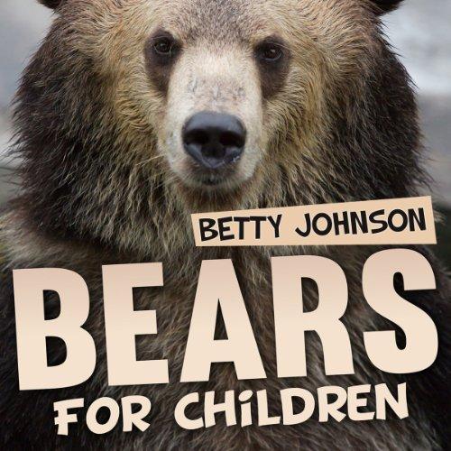 Bears for Children audiobook cover art
