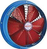 Gebläse Axialventilator Ventilator Lüfter Industrie Abluft Leise ø300 2000m³/h