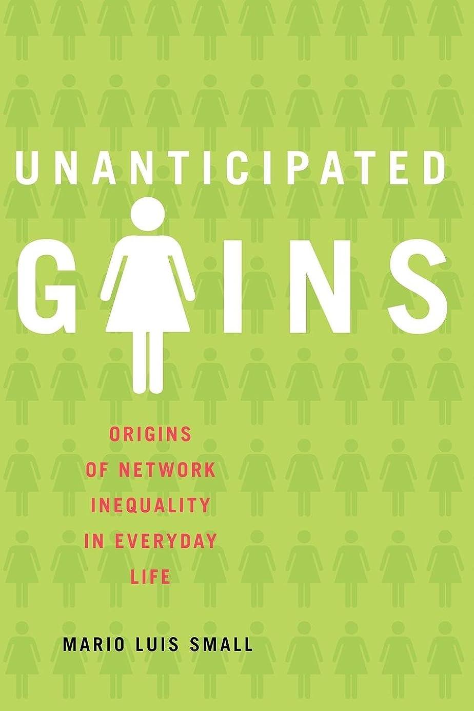 提供されたメーターチョークUnanticipated Gains: Origins of Network Inequality in Everyday Life