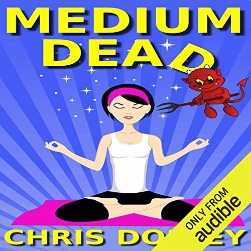 Medium Dead audiobook cover art