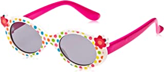 TFL Oval Sunglasses for Girls 78004-Pink