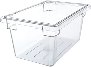Cambro 12189CW-135 Camwear 4.75 Gallon Food Storage Box