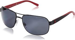 Kính mắt cao cấp nam – Men's PH3093 Square Metal Sunglasses