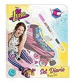 Soy Luna Set Diario (SAFTA 311626803), Multicolor, &ampUacutenica