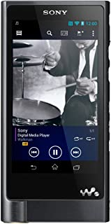 Sony Walkman NWZX2BLK 128 GB Hi-Res Digital Music Player (Black)