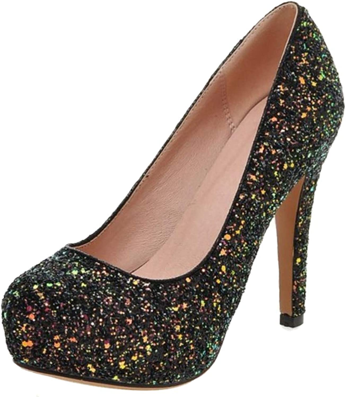 NIGHT CHERRY Women High Heel Pumps shoes