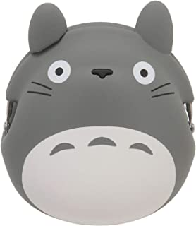 Studio Ghibli My Neighbor Totoro 3D Silicone Pouch (Grey [ 589876 ])