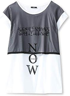 T Shirt E ShirtTop itLiu Jo BluseAbbigliamento Amazon xBQrdCWEoe