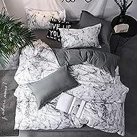 健康パーソナルケア寝具セット新しい部屋の装飾AUUSサイズ羽毛布団カバー枕カバー3個シートなしフィラーなし1AUクイーン