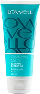 Condicionador Complex Care Extrato de Mirtilo, Lowell, 200ml