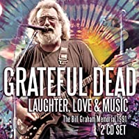 Laughter, Love & Music (2cd) by Grateful Dead