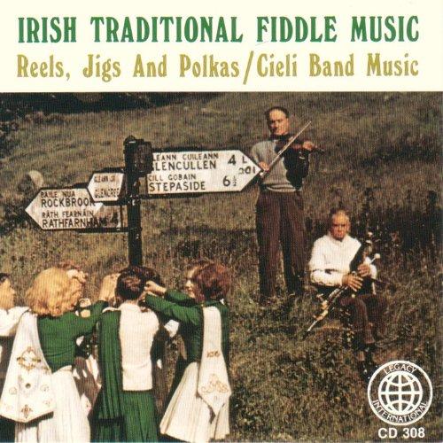 Irish Traditional Fiddle Music