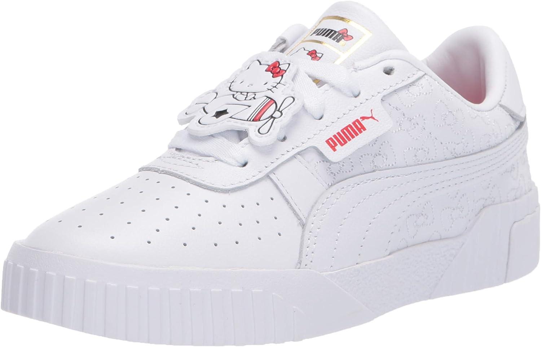 Nippon regular agency PUMA Unisex-Child Cali X quality assurance Sneaker Kitty Hello