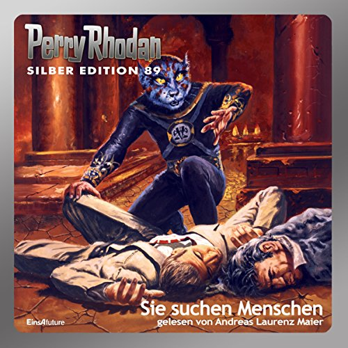 Sie suchen Menschen     Perry Rhodan Silber Edition 89              By:                                                                                                                                 H. G. Ewers,                                                                                        Ernst Vlcek,                                                                                        William Voltz,                   and others                          Narrated by:                                                                                                                                 Andreas Laurenz Maier                      Length: 19 hrs and 8 mins     Not rated yet     Overall 0.0