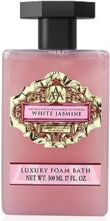 Aromas Artesanales De Antigua Floral White Jasmine Luxury Foam Bath 500ml