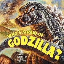 Who's Afraid of Godzilla? (Pictureback Shape/Official Godzilla) by Di Kaiju (1-Mar-1998) Paperback