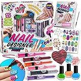 Nail Polish Pens Combo Kit, FunKidz Kids Nail Art Kit for Girls...