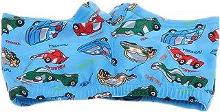 KESOTO 漫画パターン 幼児 男の子 水泳パンツ スイムウェア 水着 12色選ぶ
