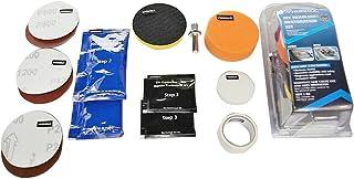 ATpart Kit de Brillo para Faros Delanteros de Coche,