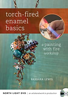Torch-Fired Enamel Basics: A Painting with Fire Workshop