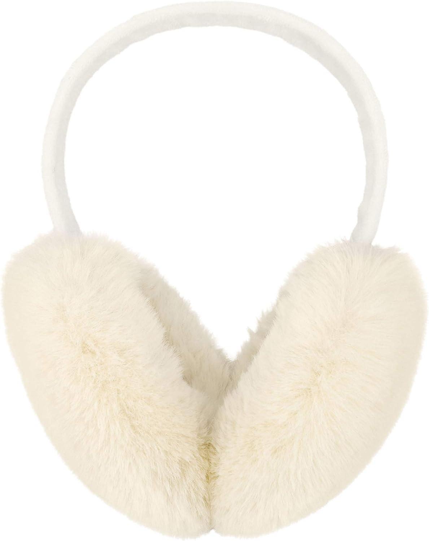 Lullaby Unisex Womens Mens Winter Warm Wa Raleigh Mall Ear Fur Faux Muffs gift