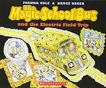 Paperback The Magic School Bus And The Electric Field Trip Book