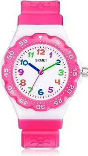 CakCity Kids Watches for Boys Girls Waterproof Analog Quartz Wrist Watch Children Watches