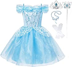 Romy's Collection Princess Party Costume Dress-Up Set