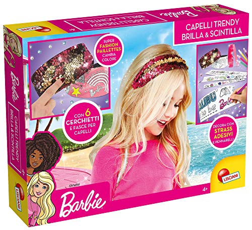 barbie giochi Lisciani Giochi 75126 Barbie Giochi Creativi