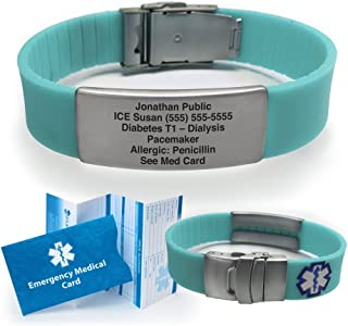 medical bracelets for girls