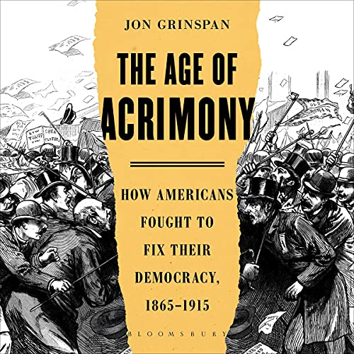The Age of Acrimony cover art