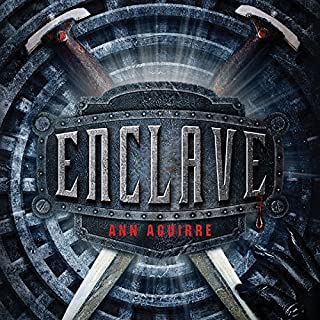 Enclave audiobook cover art