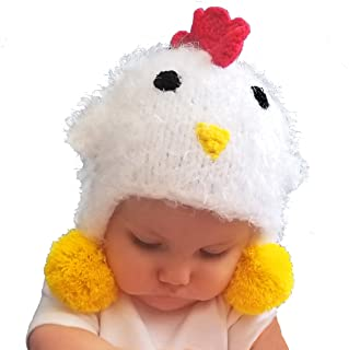 hats for chickens in winter