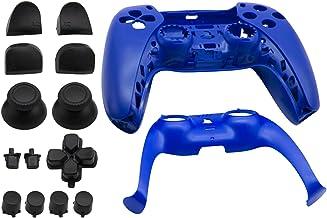 KESOTO Controlador Shell Habitação completa para PS5, DIY Controlador de Substituição Shell Case Capa para DualSense 5 - A...