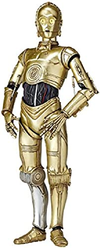 Figur Komplex Star Wars Revoltech C3PO Sea Sleepy O about155  bemalt bewegliche