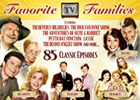 Favorite TV Families: Clampetts the Nelsons [DVD] [Import]
