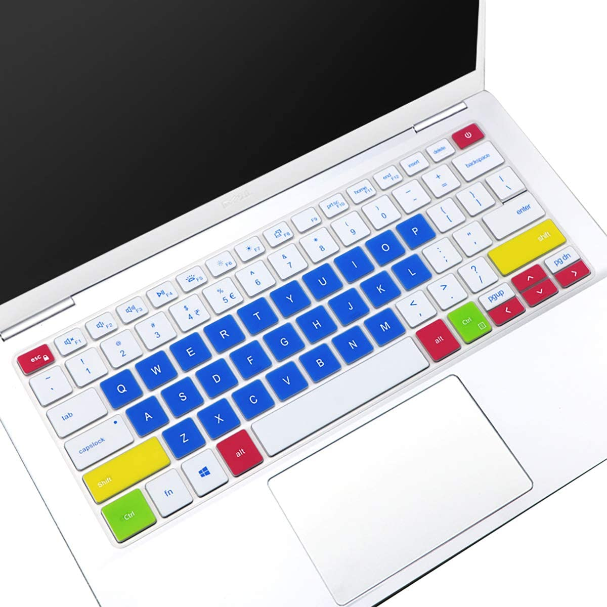 MUBUY Keyboard Cover for 2020 2019 New Dell Inspiron 14 5000 5490 5493 5498 7490 14