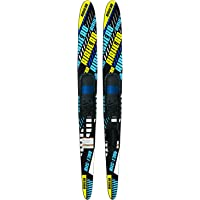 Deals on Airhead 67-inch Combo Skis S-1300