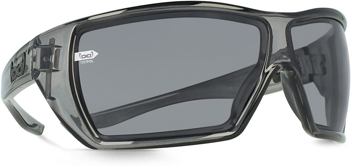 gloryfy G12 Titan TRF POL - Gafas de sol, color gris