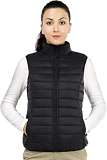 Best women's tek gear hooded puffer vest Reviews