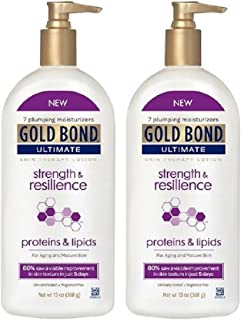 gold bond resilience lotion