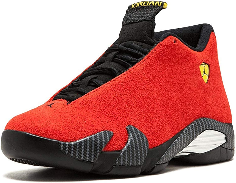 الانجراف يذهب للمشي انفصال Nike Air Jordan 14 Retro Ferrari Cazeres Arthurimmo Com