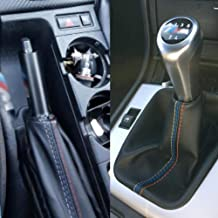Funda Palanca de Freno 100/% Piel Compatible BMWSERIE 3 M3 ////// E36 E46 JPstraps